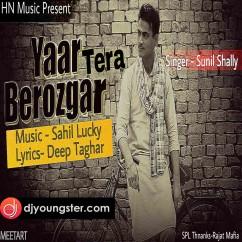 Yaar Berozgar song download by Sunil Shally