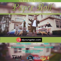 Paper Roll song download by LVS Dhillon