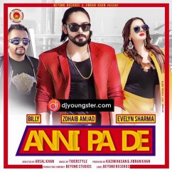Anni Pa De song download by Zohaib Amzad