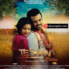 Dil Da Teshan song download by Happy Raikoti
