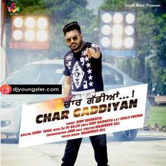 Char Gaddiyan song download by Sony Dhurkotia
