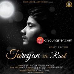 Tareyan Di Raat song download by Mohit Bhutani