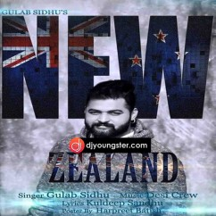 New Zealand  song download by Gulab Sidhu
