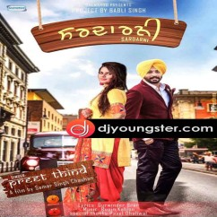 Sardarni  song download by Preet Thind