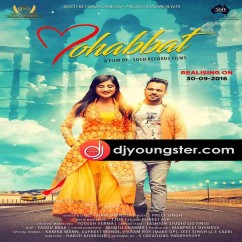 Mohabbat song download by Mani Dhindsa