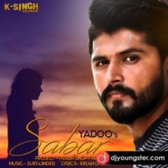 Sabar song download by Yadoo