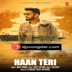 Haan Teri song download by Amol Mann