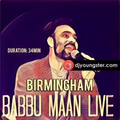 Birmingham Live song download by Babbu Maan