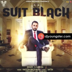 Suit Black song download by G Garcha