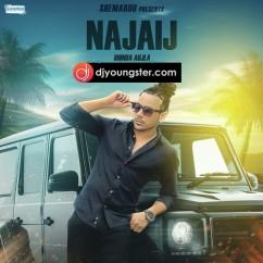 Najaij song download by Bhinda Aujla