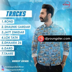 Shaunki Sardar song download by Hardeep Grewal