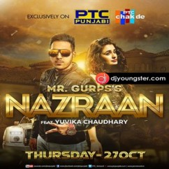 Nazraan song download by Mr Gurps