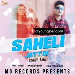 Saheli Jatt Di song download by Saaz