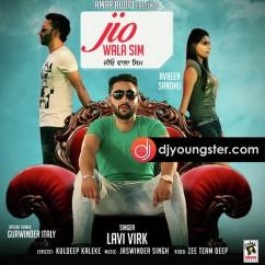 Jio Wala Sim song download by Lavi Virk