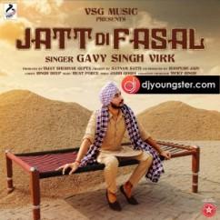 Jatt Di Fasal song download by Gavy Singh Virk