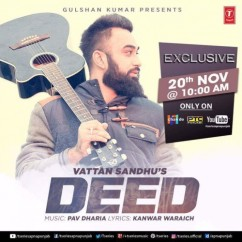 Deed song download by Vattan Sandhu
