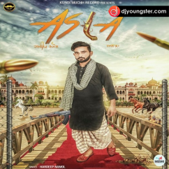 Asla song download by Hardeep Namol