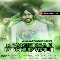 Heartbreak Mashup Vol 2 song download by Kevin Sagoo