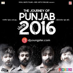 The Journey Of Punjab 2016 song download by Yuvraj Hans