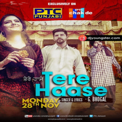 Tere Haase song download by G Bhogal