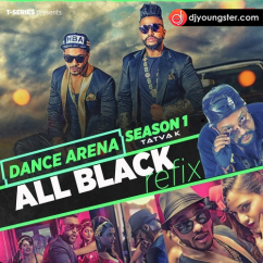 All Black Refix song download by Sukhe, Raftaar
