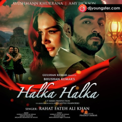 Halka Halka song download by Rahat Fateh Ali Khan