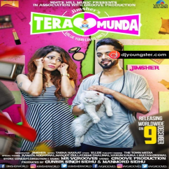 Tera Munda song download by Jimsher