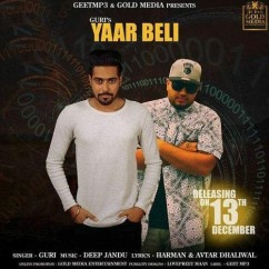 Yaar Beli song download by Guri