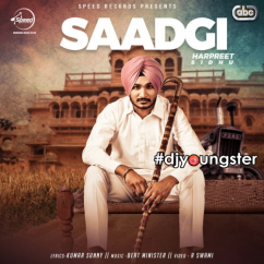 Saadgi song download by Harpreet Sidhu