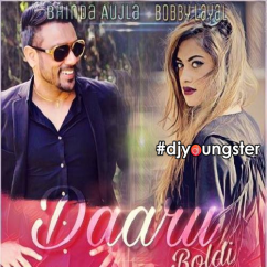 Daru Boldi song download by Bhinda Aujla