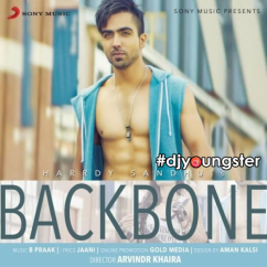 Backbone song download by Hardy Sandhu