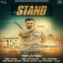 Stand song download by RV Singh