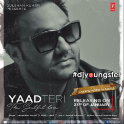 Yaad Teri song download by Lakhwinder Wadali