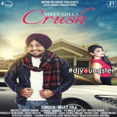 Crush song download by Meet Gill