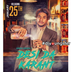 Desi Da Karant song download by Vadda Grewal