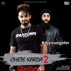 Chete Karda 2 song download by Resham Anmol