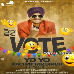 Vote Ft Veet Baljit song download by Nachattar Singh