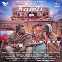 Teri Kamli song download by Goldy Desi Crew