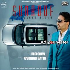 Sunroof song download by Eknoor Sidhu