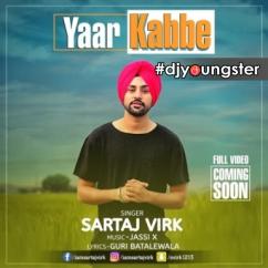 Yaar Kabbe song download by Sartaj Virk