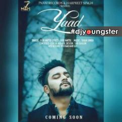 Yaad song download by Guri Mattu