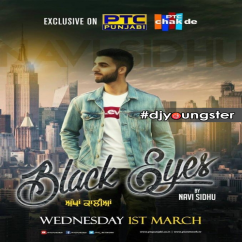 Black Eyes (Akhan Kaaliyan) song download by Navi Sidhu