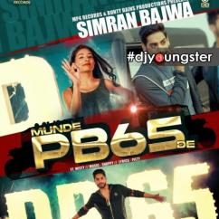Munde Pb65 De song download by Simran Bajwa