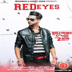Red Eyes song download by Sunnyy Singh