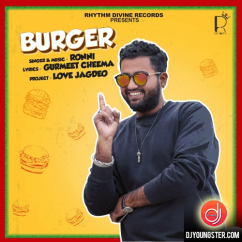 Burger song download by Ronni