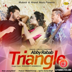 Triangle song download by Abby Rabab