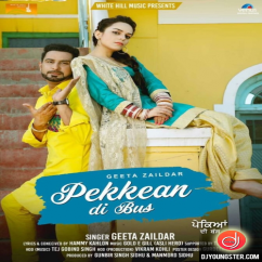 Pekkean Di Bus song download by Geeta Zaildar