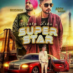 Party Like A Superstar song download by Addy Nagar