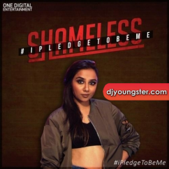 Shameless song download by Prajakta Koli