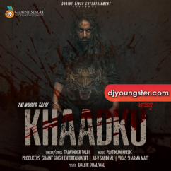 Khadku song download by Talwinder Talbi